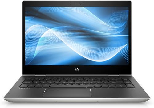 "HP ProBook x360 440 G1 Silver Hybrid (2-in-1) 35.6 cm (14"") 1920 x 1080 pixels Touchscreen 8th gen Intel® Core™ i7 8 GB DDR4-SD"