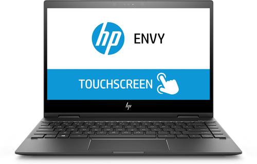 "HP ENVY x360 13-ag0003na Black,Silver Hybrid (2-in-1) 33.8 cm (13.3"") 1920 x 1080 pixels Touchscreen AMD Ryzen 7 8 GB DDR4-SDRA"