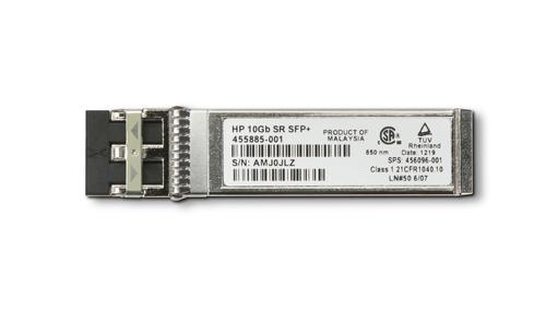 HP Intel 10GbE SFP+ netwerk transceiver module Vezel-optiek 10000 Mbit/s SFP+ 850 nm
