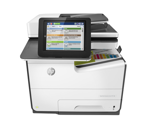HP PageWide Enterprise Color 586dn Thermische inkjet 2400 x 1200 DPI 50 ppm A4