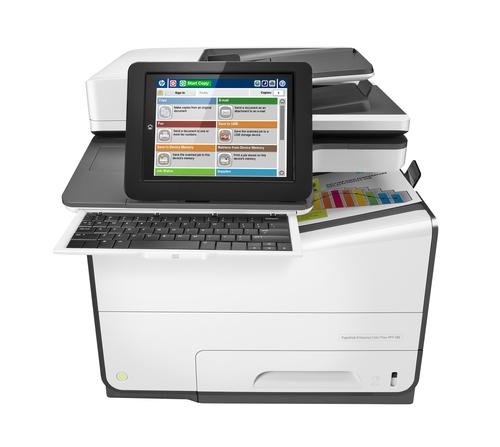 HP PageWide Enterprise Color Flow 586z Thermische inkjet 2400 x 1200 DPI 50 ppm A4