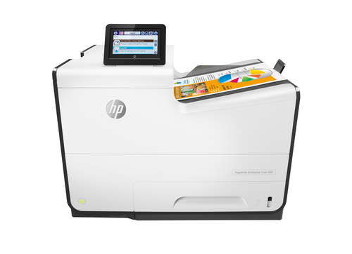 HP PageWide Enterprise Color 556dn inkjetprinter Kleur 2400 x 1200 DPI A4