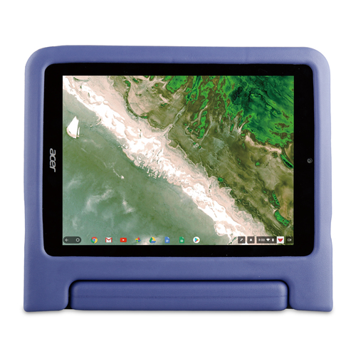 "Acer HP.ACBST.030 9.7"" Cover Blue"