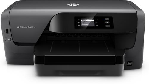 HP OfficeJet Pro 8210 inkjetprinter Kleur 2400 x 1200 DPI A4 Wifi