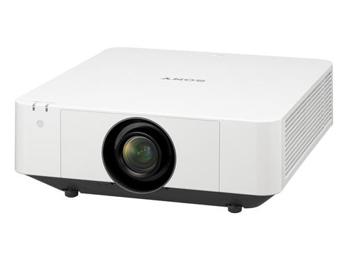 Sony VPL-FHZ66 beamer/projector Plafondgemonteerde projector 6100 ANSI lumens 3LCD WUXGA (1920x1200) Zwart, Wit