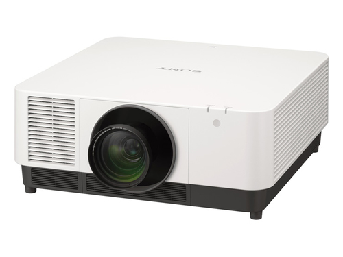 Sony VPL-FHZ120 data projector 12000 ANSI lumens 3LCD WUXGA (1920x1200) Ceiling-mounted projector Black,White