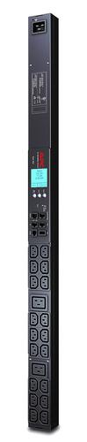 APC AP8858 power distribution unit (PDU) 0U Black 20 AC outlet(s)