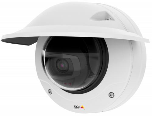 Axis Q3518-LVE IP-beveiligingscamera Binnen & buiten Dome 3840 x 2160 Pixels Muur
