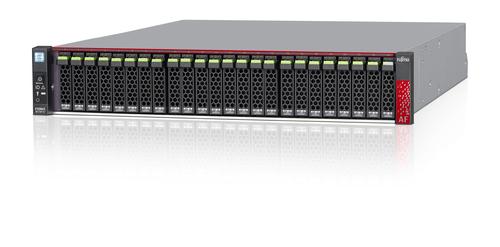 Fujitsu ETERNUS AF250 S2 disk array 46.08 TB Rack (2U) Black