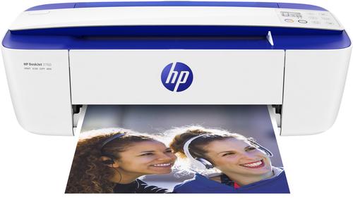 HP DeskJet 3760 Thermische inkjet 1200 x 1200 DPI 19 ppm A4 Wi-Fi