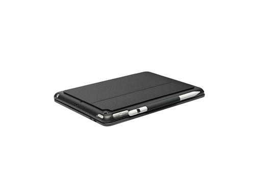 Logitech Slim Combo Zwart Bluetooth AZERTY Frans