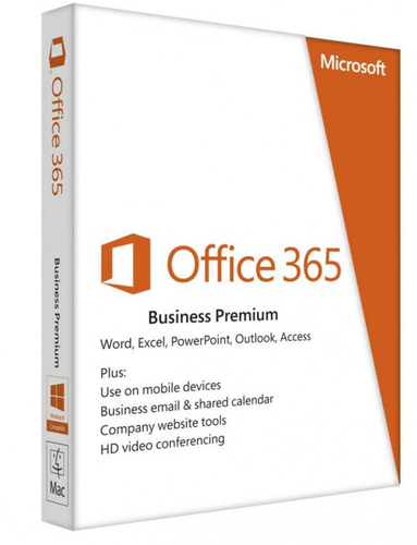 Microsoft Office 365 Business Premium 1 1 year(s)
