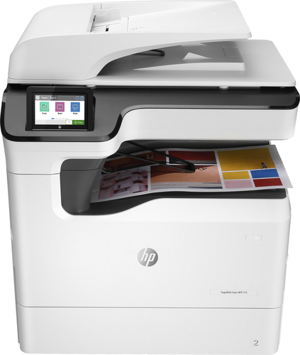 HP PageWide Color 774dn Inkjet 2400 x 1200 DPI 35 ppm A3