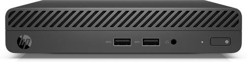HP 260 G3 DDR4-SDRAM i5-7200U mini PC 7th gen Intel® Core™ i5 4 GB 256 GB SSD Windows 10 Pro Black