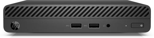 HP 260 G3 7th gen Intel® Core™ i5 i5-7200U 4 GB DDR4-SDRAM 128 GB SSD Mini PC Black Windows 10 Home