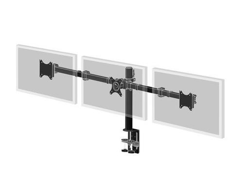 "iiyama Desk Mount 68.6 cm (27"") Clamp Black"