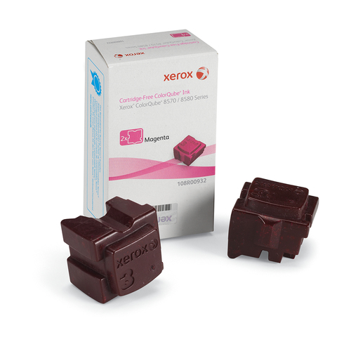 Xerox ColorQube 8570 ink, magenta (2 sticks 4400 pages)