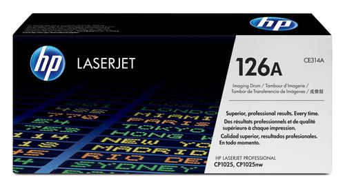 HP 126A Origineel 1 stuk(s)