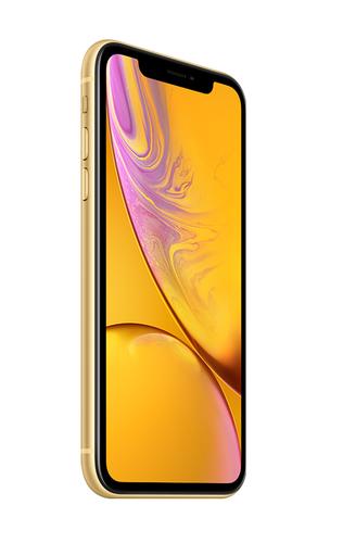 """Apple iPhone XR 15,5 cm (6.1"""") Dual SIM iOS 12 4G 64 GB Geel"""