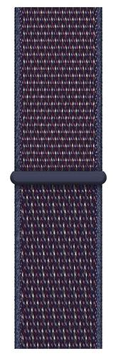 Apple MU792ZM/A smartwatch-accessoire Band Indigo