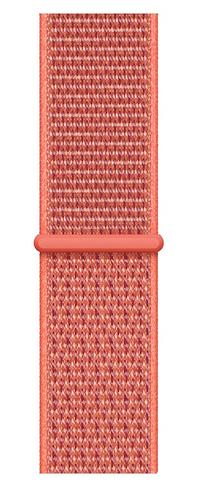 Apple MTLW2ZM/A smartwatch-accessoire Band Oranje