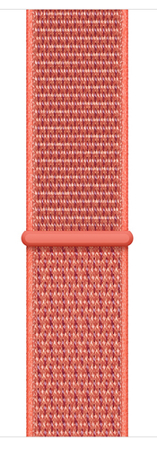 Apple MTMC2ZM/A smartwatch-accessoire Band Oranje