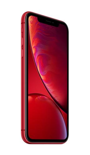 """Apple iPhone XR 15,5 cm (6.1"""") Dual SIM iOS 12 4G 128 GB Rood"""