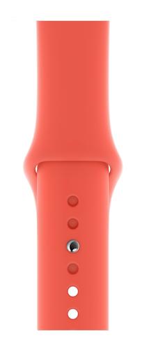 Apple MTPA2ZM/A smartwatch-accessoire Band Perzik Fluorelastomeer