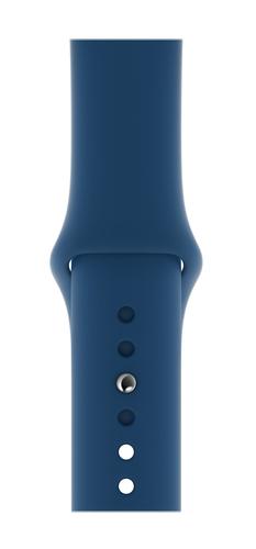Apple MTPC2ZM/A smartwatch-accessoire Band Blauw Fluorelastomeer
