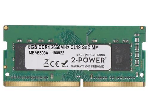 2-Power 2P-A9206671 memory module 8 GB DDR4 2666 MHz