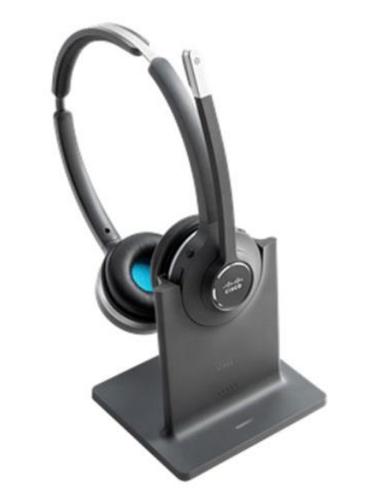 Cisco 562 hoofdtelefoon Hoofdband Stereofonisch Zwart, Grijs