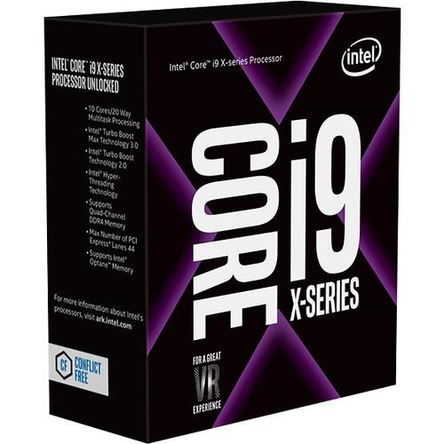 Intel Core i9-9820X processor 3,3 GHz 16,5 MB Smart Cache Box