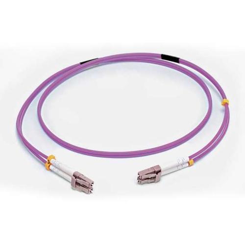 C2G 20M LC/LC OM4 LSZH FIBRE PATCH - VIOLET fiber optic cable