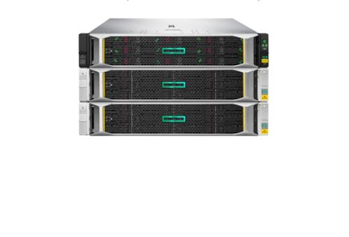 Hewlett Packard Enterprise BB955A disk array 48 TB Rack (2U)