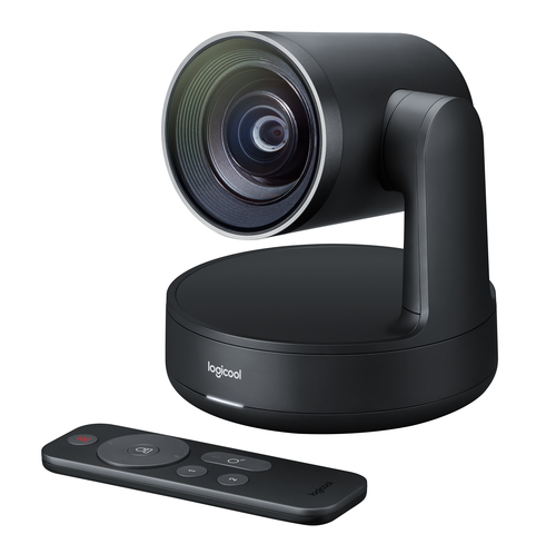 Logitech Rally Plus video conferencing system Group video conferencing system 16 person(s) Ethernet LAN
