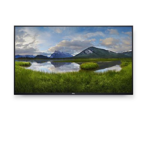 "DELL C5519Q Digitale signage flatscreen 139,7 cm (55"") LCD 4K Ultra HD Zwart"