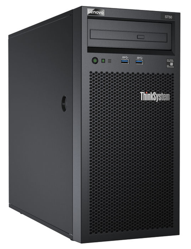Lenovo ThinkSystem ST50 server 3,4 GHz 8 GB Tower (4U) Intel® Xeon® 250 W DDR4-SDRAM