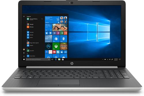 "HP 15-da0057na Black,Silver Notebook 39.6 cm (15.6"") 1920 x 1080 pixels 7th gen Intel® Core™ i7 4 GB DDR4-SDRAM 2000 GB HDD Wi-"