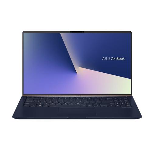 """ASUS ZenBook 15 UX533FD-A8067T notebook Blue 39.6 cm (15.6"""") 1920 x 1080 pixels 8th gen Intel® Core™ i7 16 GB DDR4-SDRAM 512 GB"""