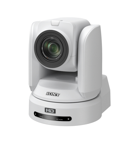 Sony BRC-H800 IP security camera Indoor Dome White