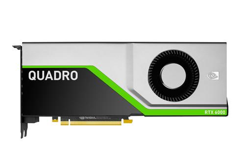 HP NVIDIA Quadro RTX 6000 24GB (4)DP+USBc
