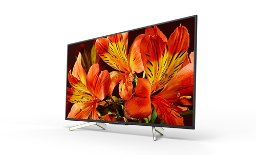 "Sony FW-49BZ35F 124,5 cm (49"") LCD 4K Ultra HD Digitale signage flatscreen Zwart Type processor Android 7.0"
