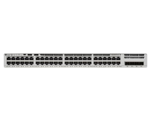 Cisco Catalyst C9200 Unmanaged L3 Fast Ethernet (10/100) Grey
