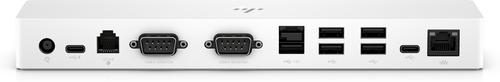HP Engage One Prime White I/O Hub USB 2.0 Type-C Wit