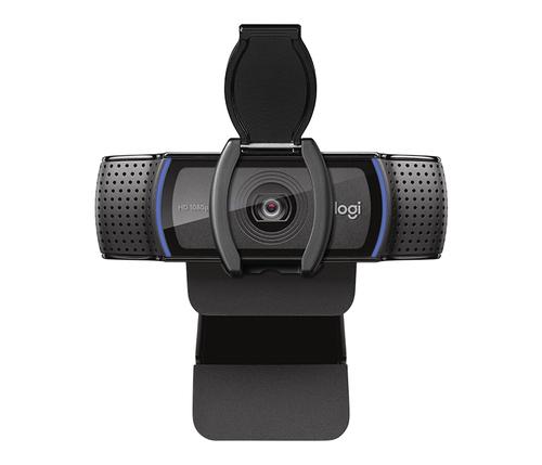 Logitech C920s HD PRO webcam 1920 x 1080 pixels Black