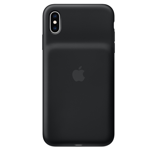 "Apple MRXQ2ZM/A mobile phone case 16.5 cm (6.5"") Skin case Microfiber, Silicone Black"