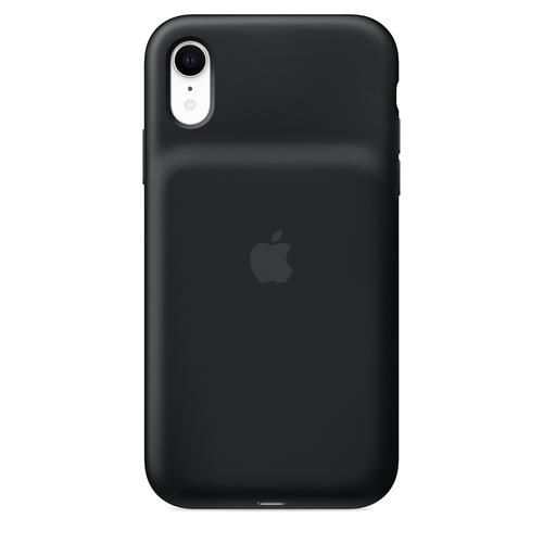 """Apple MU7M2ZM/A mobiele telefoon behuizingen 15,5 cm (6.1"""") Skin-hoes Zwart"""