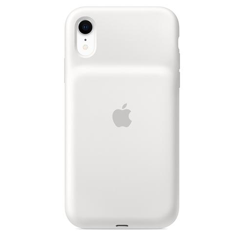 """Apple MU7N2ZM/A mobiele telefoon behuizingen 15,5 cm (6.1"""") Skin-hoes Wit"""