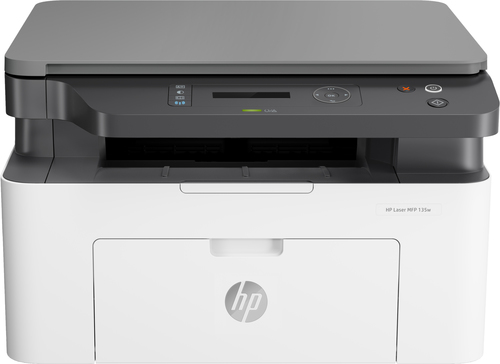 HP Laser 135w 1200 x 1200 DPI 20 ppm A4 Wi-Fi