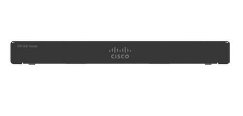 Cisco C927-4PM wired router Gigabit Ethernet Black